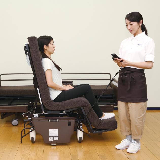 樂休移 輔助離床機器人 2